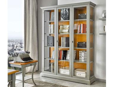 Итальянский книжный шкаф 60.25 фабрики TOSATO