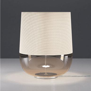 Итальянская настольная лампа DOME T38 фабрики DE MAJO