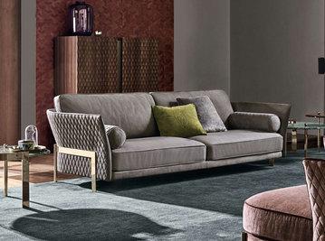 Итальянский диван COSMO фабрики ANGELO CAPPELLINI