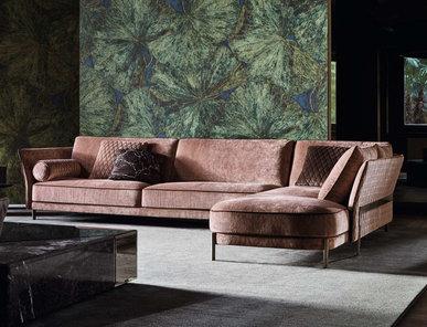 Итальянский модульный диван COSMO фабрики ANGELO CAPPELLINI