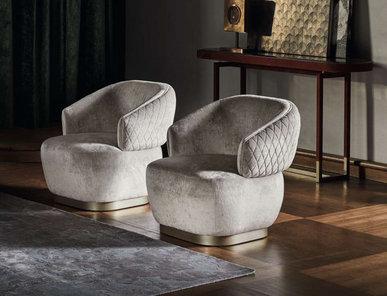 Итальянское кресло SOPHIE фабрики ANGELO CAPPELLINI