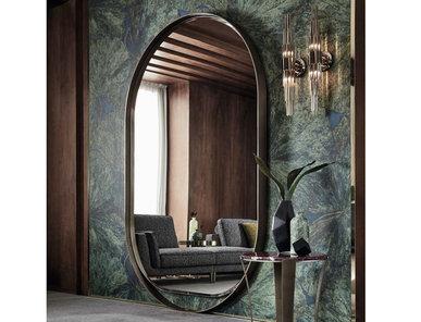 Итальянское зеркало GYSELLE фабрики ANGELO CAPPELLINI