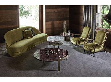 Итальянская мягкая мебель KATHY фабрики ANGELO CAPPELLINI