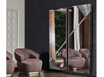 Итальянское зеркало ESTHER 43074 фабрики ANGELO CAPPELLINI