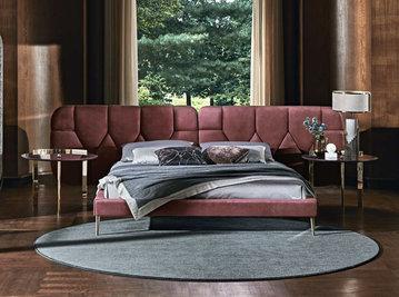 Итальянская кровать DOROTHY фабрики ANGELO CAPPELLINI