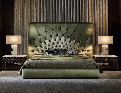 Итальянская кровать VERTIGO фабрики ANGELO CAPPELLINI