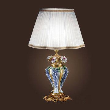 Итальянская настольная лампа P3187 фабрики F.B.A.I.