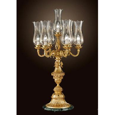 Итальянская настольная лампа C3172/7 фабрики F.B.A.I.