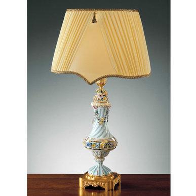Итальянская настольная лампа P4216 фабрики F.B.A.I.