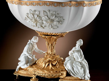 Итальянская ваза 2212 фабрики F.B.A.I.