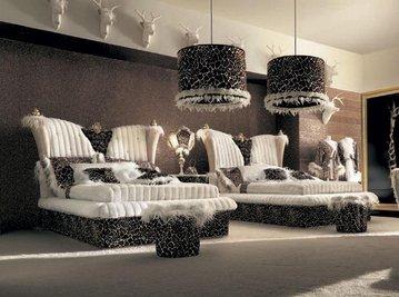 Итальянская спальня Chic фабрики Alta Moda