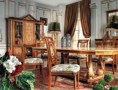 Итальянские столовые Gold Vol II фабрики Asnaghi Interiors