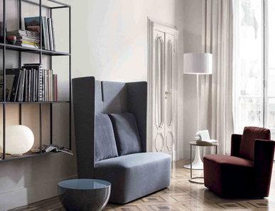 Итальянский диван KEETON 01 фабрики MERIDIANI