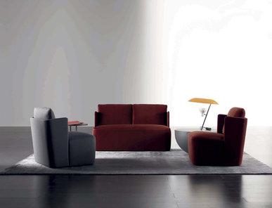 Итальянский диван KEETON FIT фабрики MERIDIANI