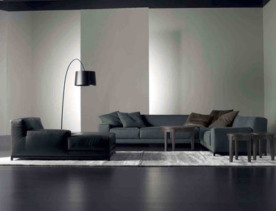 Итальянский диван FRIEMAN 01 фабрики MERIDIANI