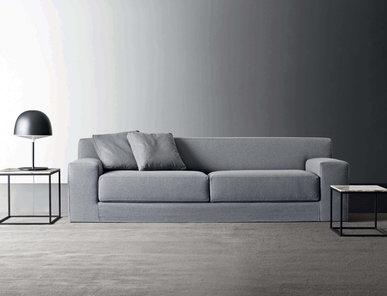 Итальянский диван FRIEMAN 02 фабрики MERIDIANI