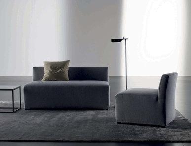 Итальянское кресло LOPEZ фабрики MERIDIANI