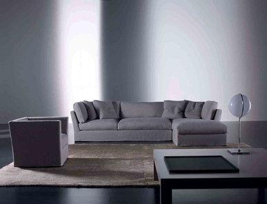 Итальянский диван QUEEN 01 фабрики MERIDIANI