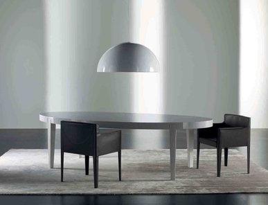 Итальянский стол и стулья TATTOO  фабрики MERIDIANI
