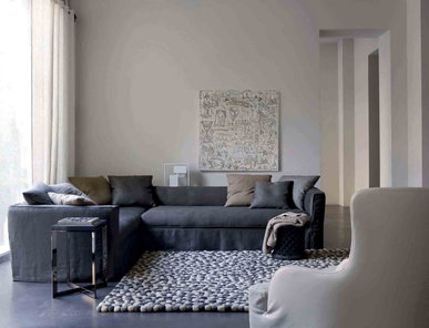 Итальянский диван LAW фабрики MERIDIANI