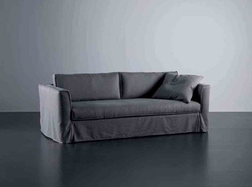 Итальянский диван LAW 01 фабрики MERIDIANI