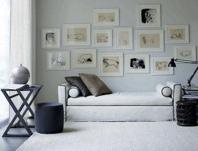 Итальянский диван LAW 02 фабрики MERIDIANI