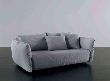 Итальянский диван SCOTT 01 фабрики MERIDIANI