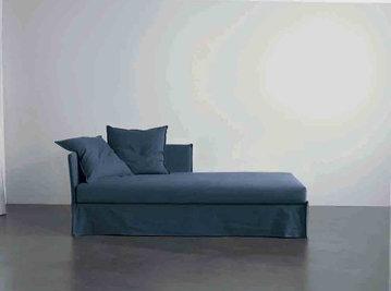 Итальянский диван FOX 01 фабрики MERIDIANI