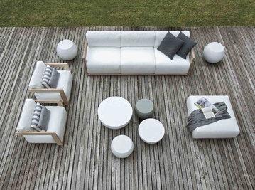 Итальянская мягкая мебель CLAUD фабрики MERIDIANI