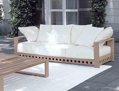Итальянский диван SQUARE  02 фабрики MERIDIANI