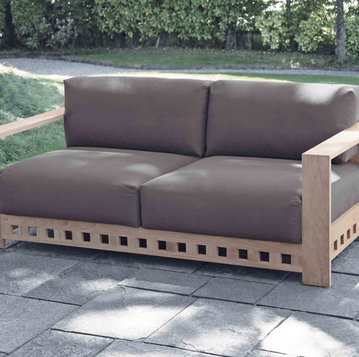 Итальянский диван SQUARE  01 фабрики MERIDIANI