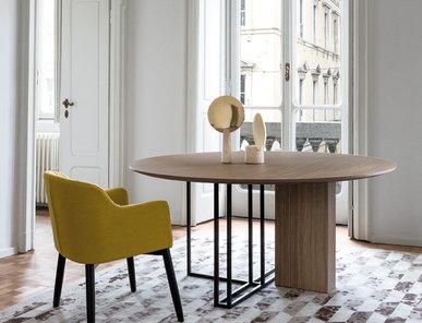 Итальянский стол XW 01 фабрики MERIDIANI