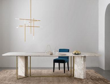 Итальянский стол XW 03 фабрики MERIDIANI
