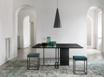 Итальянский стол XW 02 фабрики MERIDIANI