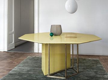Итальянский стол ZK/2K 01 фабрики MERIDIANI