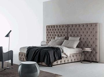 Итальянская кровать TUYO фабрики MERIDIANI