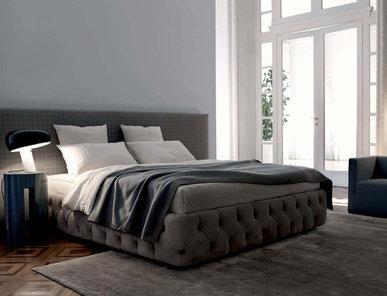 Итальянская кровать TUYO 02 фабрики MERIDIANI