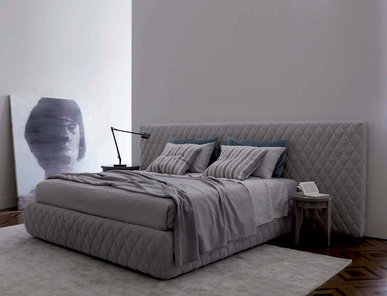 Итальянская кровать TUYO 04 фабрики MERIDIANI