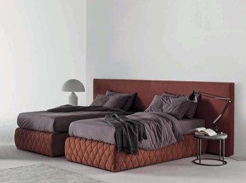Итальянская кровать TUYO 05 фабрики MERIDIANI