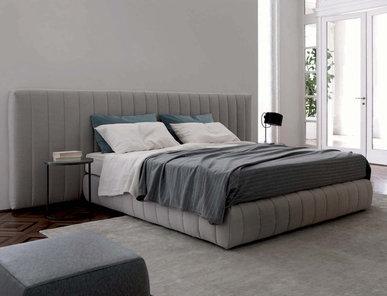 Итальянская кровать TUYO 07 фабрики MERIDIANI