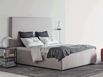 Итальянская кровать TUYO 06 фабрики MERIDIANI