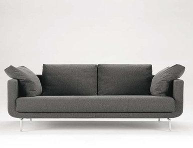 Итальянская мягкая мебель Alex фабрики Biba Salotti