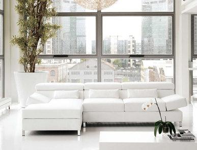 Итальянская мягкая мебель Aliant фабрики Biba Salotti