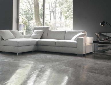 Итальянская мягкая мебель Boston фабрики Biba Salotti