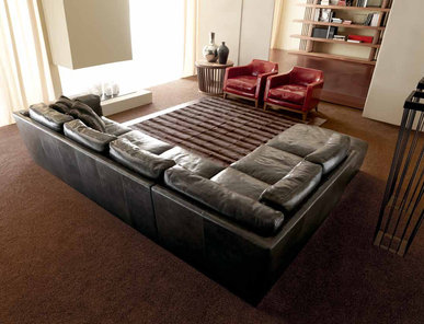 Итальянский диван ALISON SECTIONAL 01 фабрики ULIVI