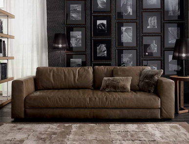 Итальянский диван PETER  фабрики ULIVI