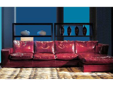 Итальянский диван REX SECTIONAL 01 фабрики ULIVI