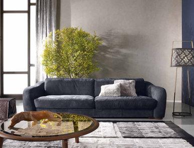 Итальянский диван SIMON 02 фабрики ULIVI