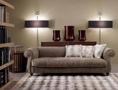 Итальянский диван WILLY 01 фабрики ULIVI