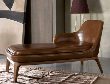 Итальянское кресло DORY Chaise Longue фабрики ULIVI
